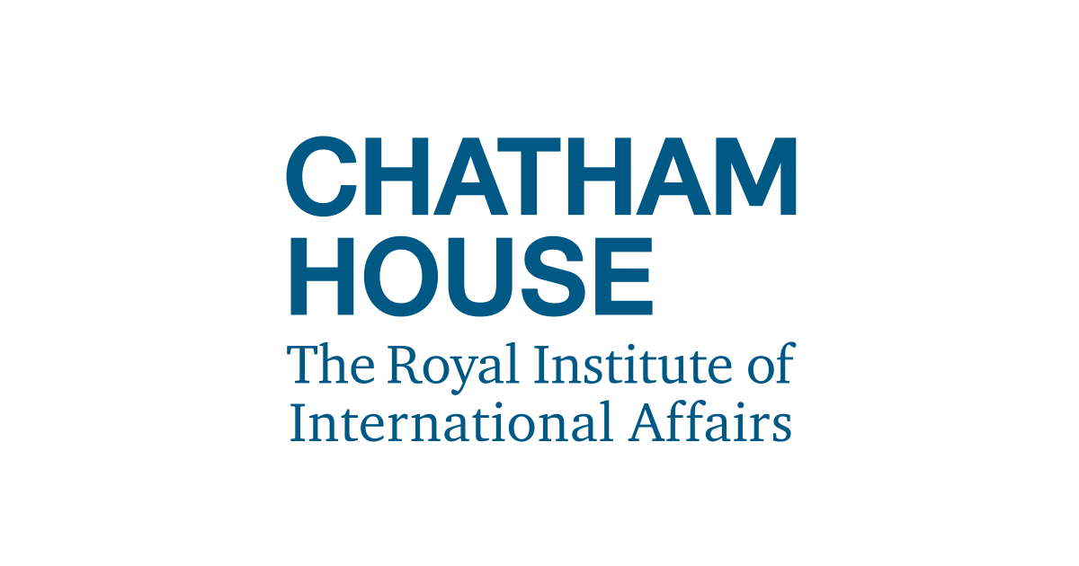 Chatam House Logo